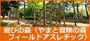 遊びの森(やまと冒険の森フィールドアスレチック)