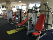 大和スポーツセンター トレーニング室