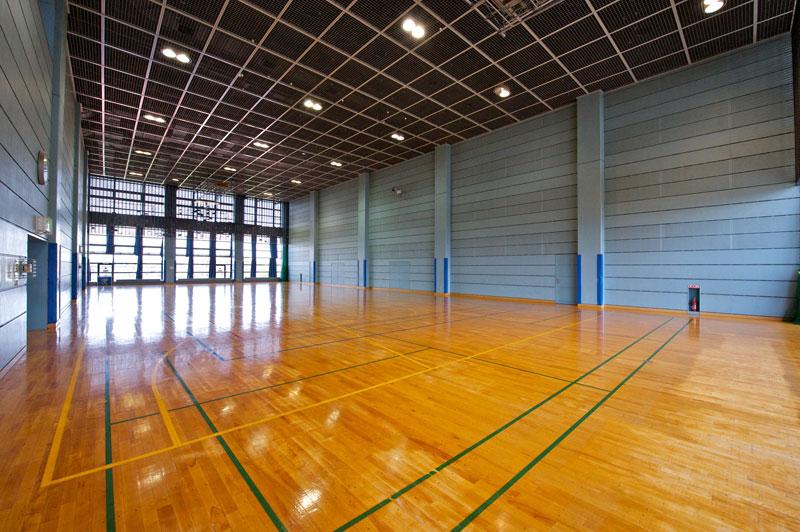 大和スポーツセンター体育会館