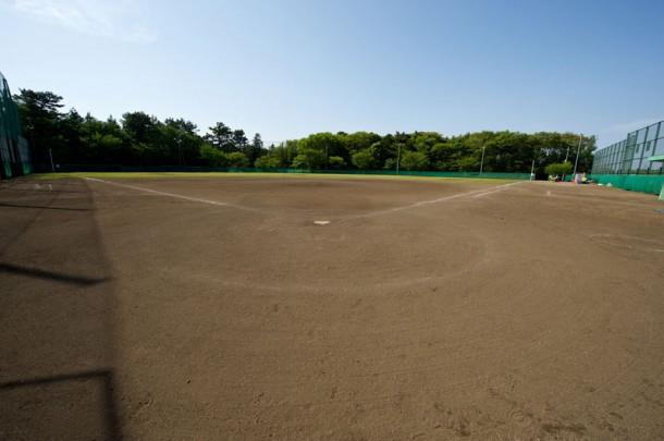 下福田野球場