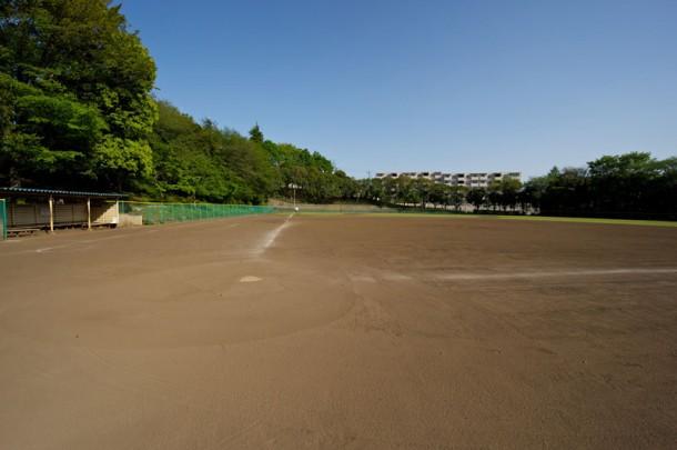 つきみ野野球場