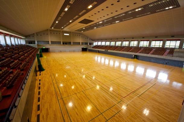 大和スポーツセンター第1体育室